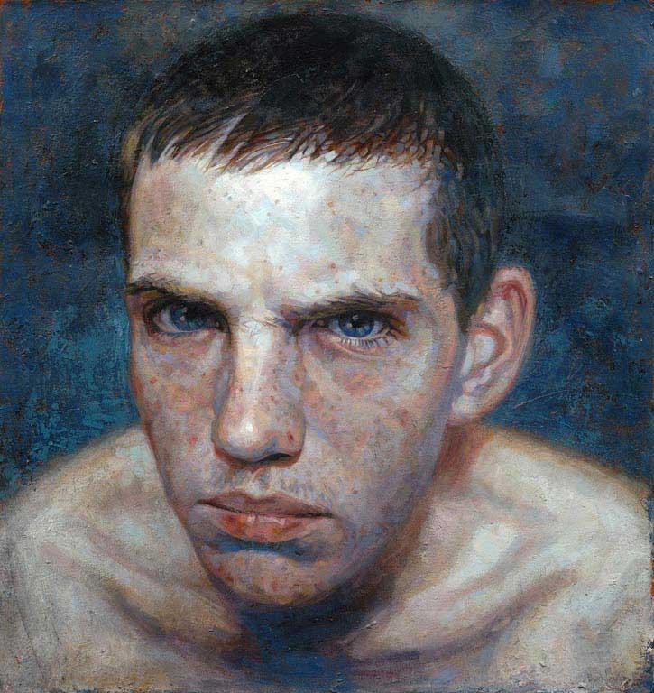 Rob with Spots by Daniel Barkley