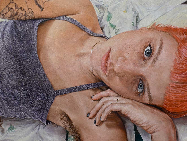 Inez by Nicholas Bierk