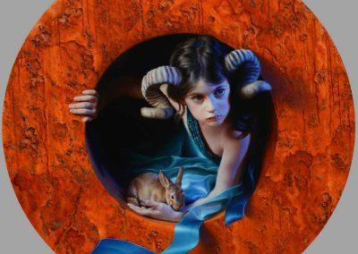 Bacchante 3 by Marina Dieul