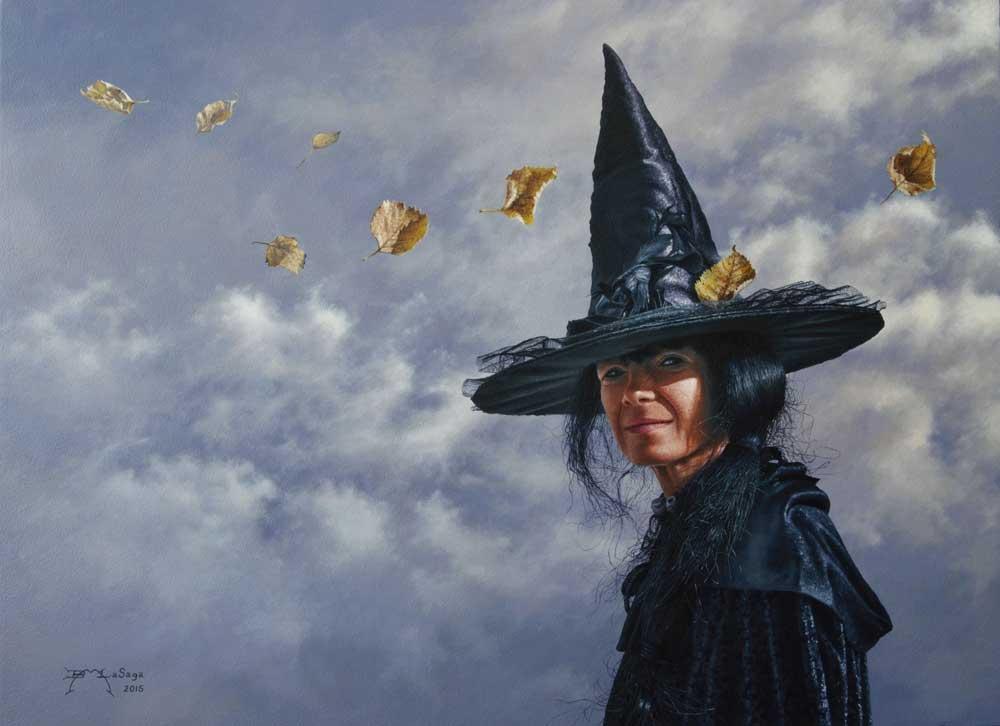 OCTOBER by Brian LaSaga