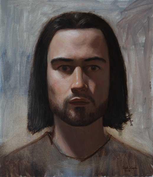Self-portrait 08 by Noah Layne