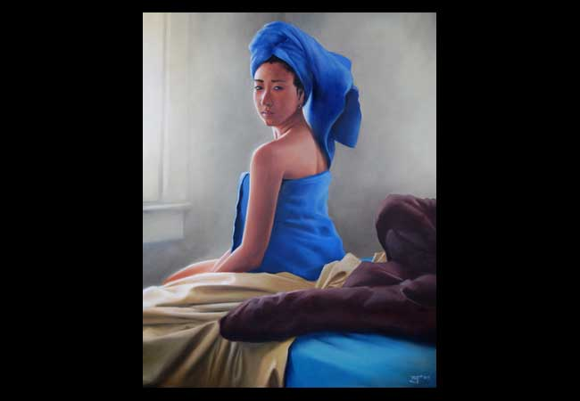 Joanna by James MacDonald