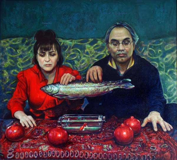 Untitled by Mahmoud Meraji