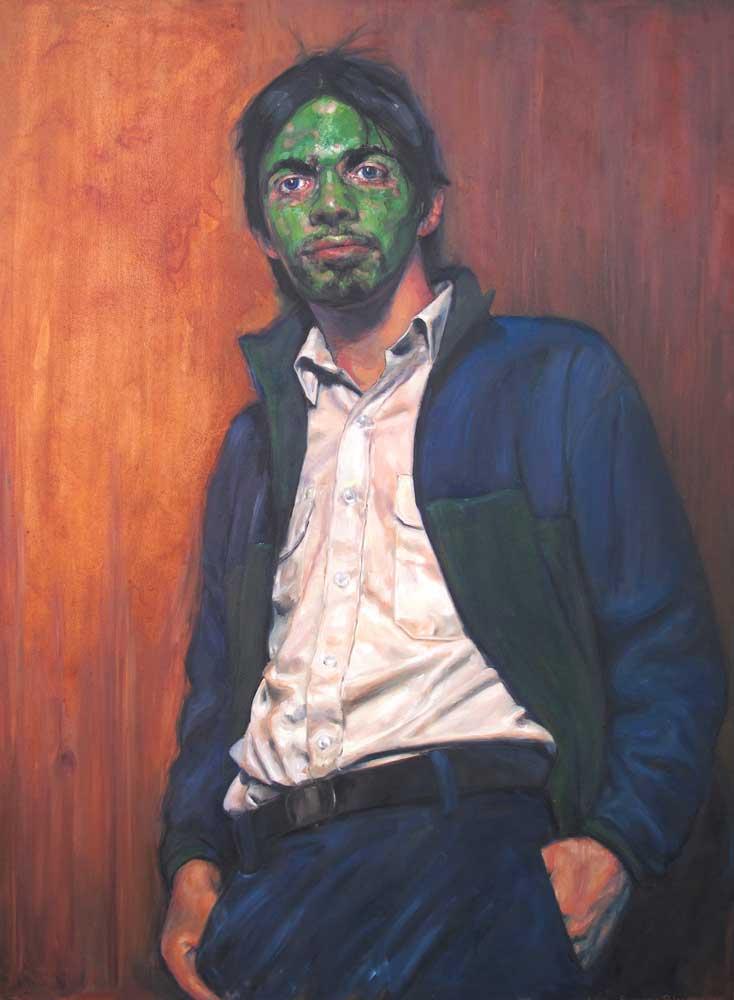 Mask by Suzanne Paleczny