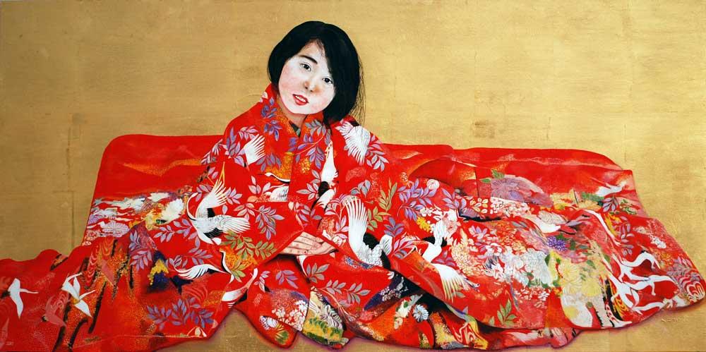 Red Burden by Kae Sasaki