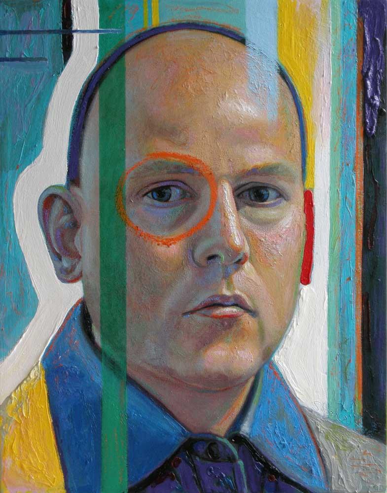 Self-portrait 2015 by Shawn Shepherd