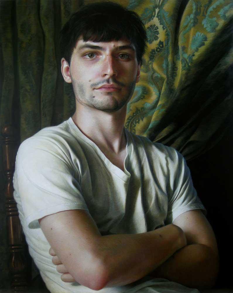 Stefan, 23 by Leslie Watts