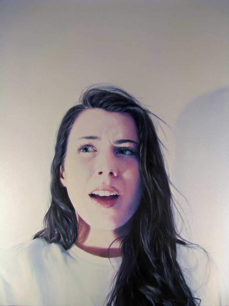 "Untitled #12 (""Say Sneeze"" series) by Sarah Beattie"