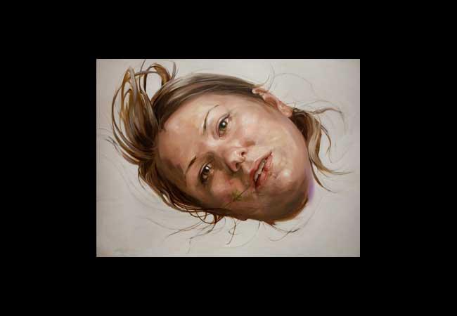 White noise by Kristi Ropeleski